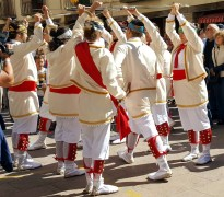 Cervera recupera el Ball d'Espases, el més antic de Catalunya