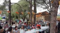 200 persones celebren l'aplec de Sant Miquel a Viladecavalls