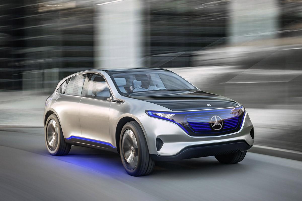 Generation EQ. La mobilitat elèctrica segons Mercedes-Benz