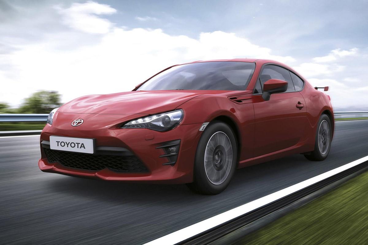 Sensacions encara més esportives per la versió 2017 del Toyota GT86