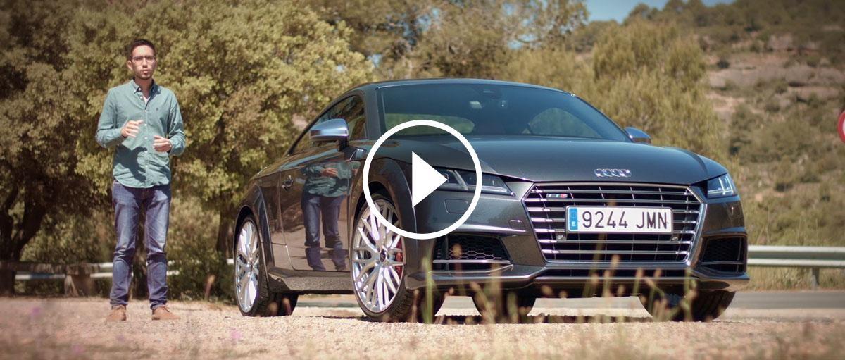 Prova Audi TTS Coupé 2.0 TFSI quattro S tronic