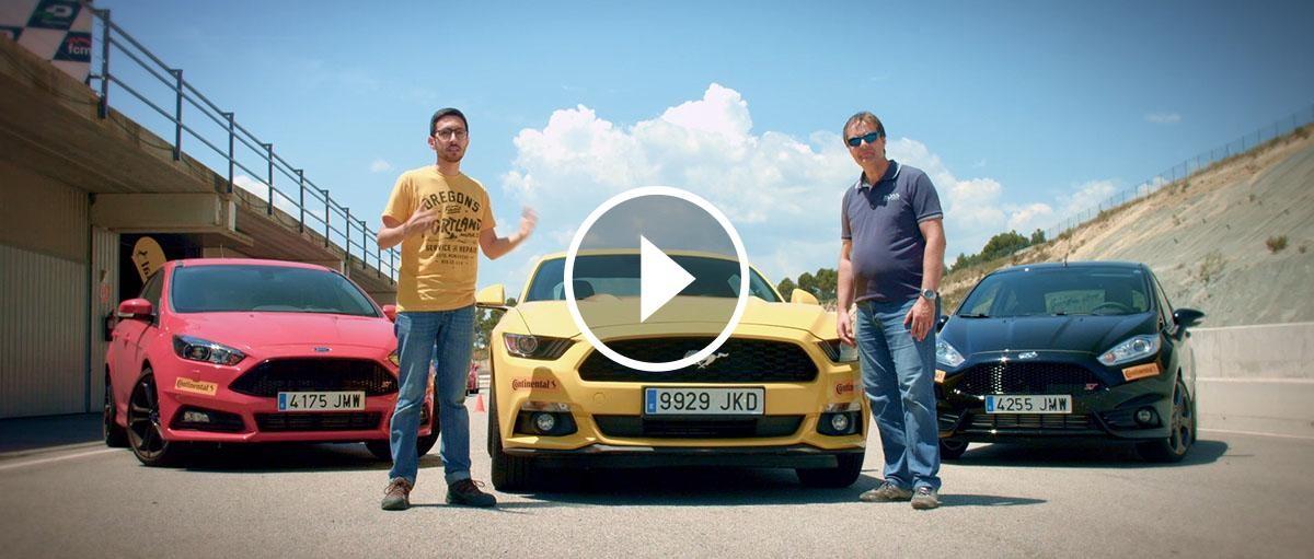 Focus ST, Mustang i Fiesta ST
