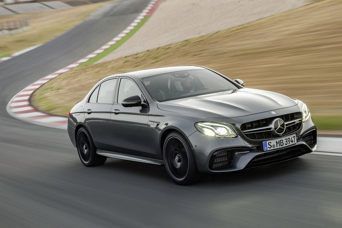 El Mercedes-AMG E63 4Matic+ estableix nous estàndards amb les seves innovadores tecnologies