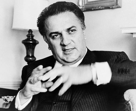 Fellini, el visionari