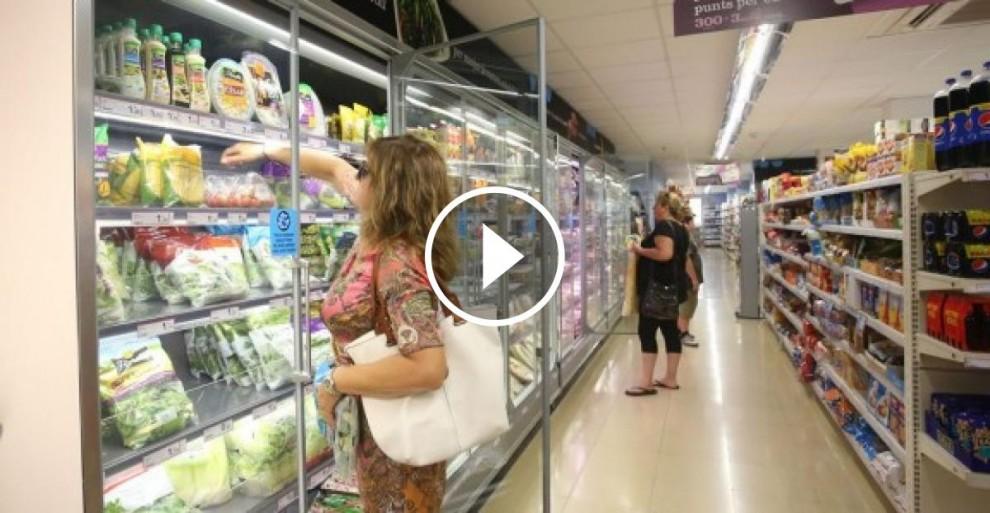 Els supermercats utilitzen trucs perquè compris compulsivament