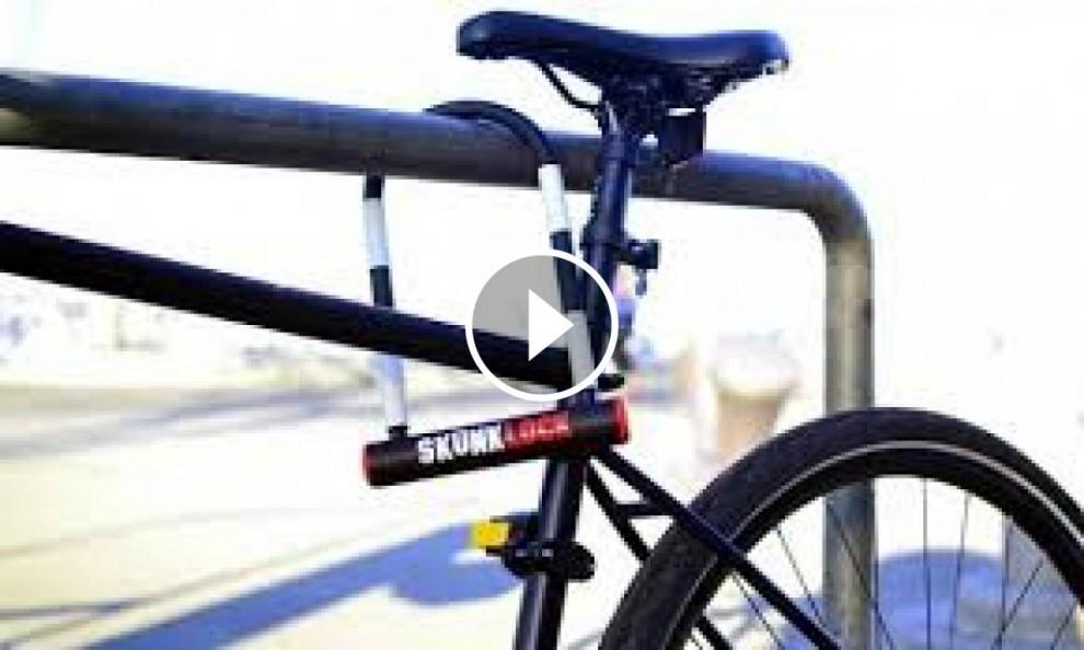 SkunLock Bicycle és el nom del nou invent