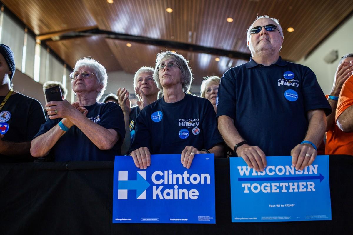 Preocupació a la campanya demòcrata