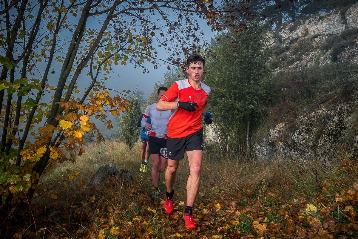 Trail Els Tossals 2016, a l'Espunyola