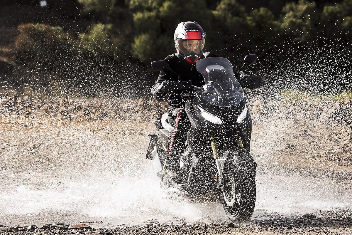 Honda X-ADV un nou concepte de moto