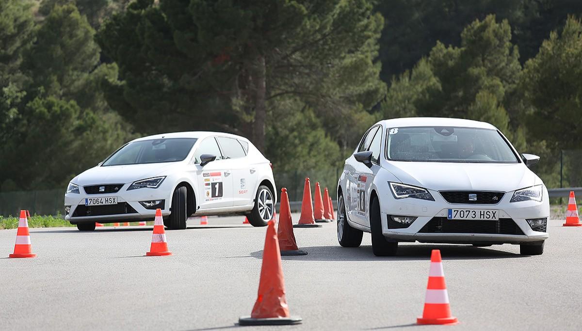 Curs de conducció segura