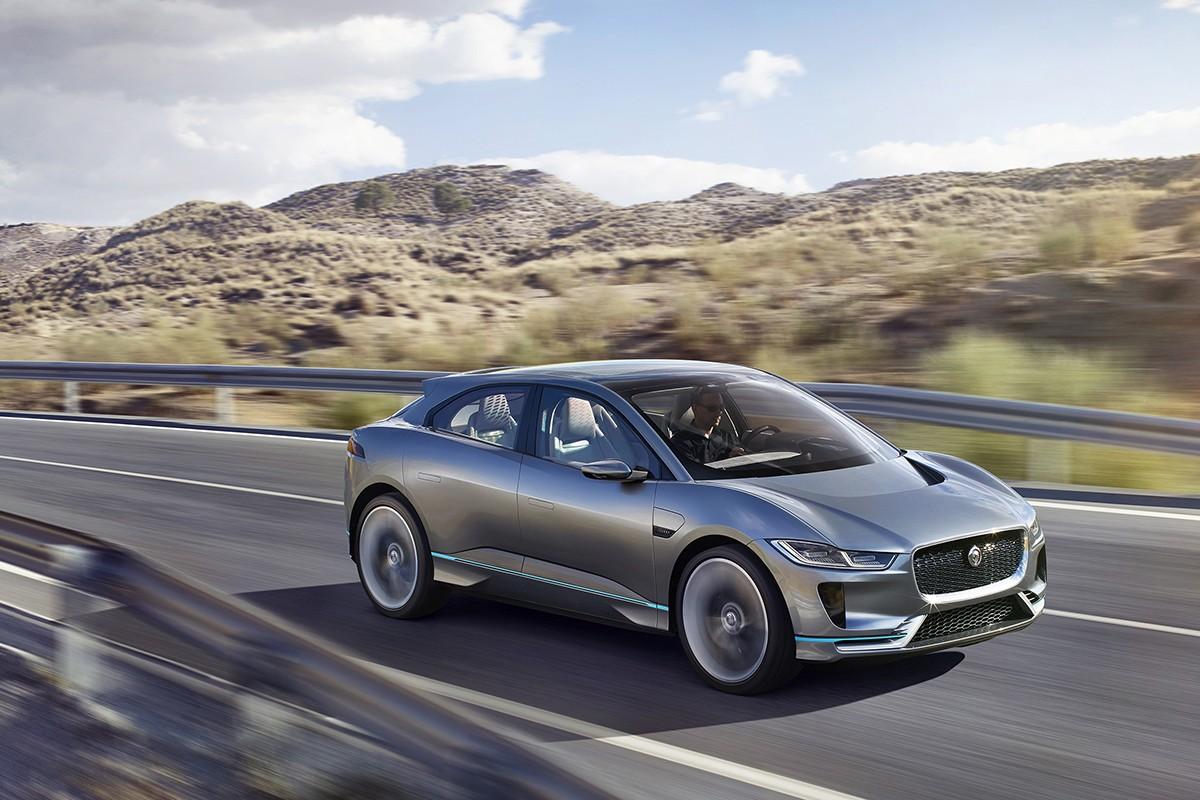 Jaguar també s'apunta a la propulsió elèctrica