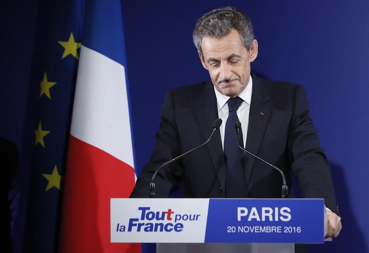 Nicolas Sarkozy, en una imatge d'arxiu