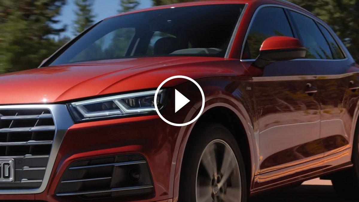 Nou Audi Q5
