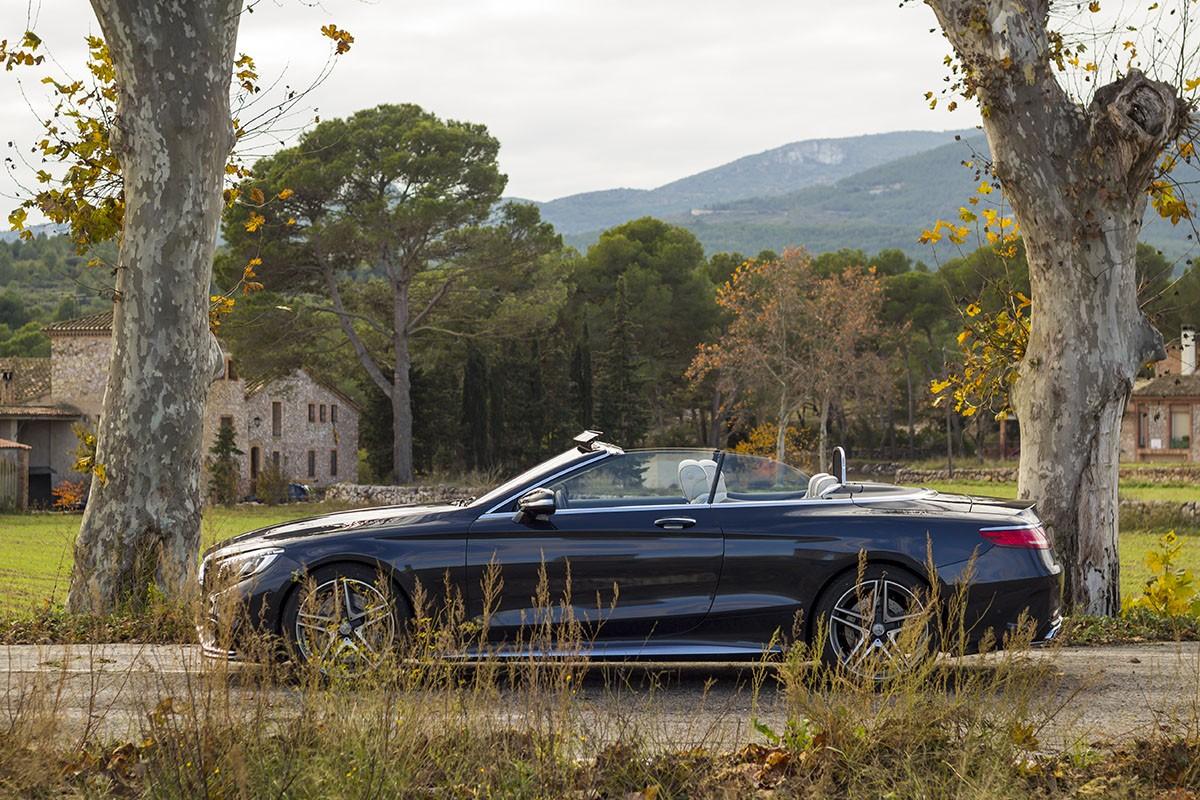 Mercedes-AMG S63 4Matic Cabrio. El Cabrio Superlatiu