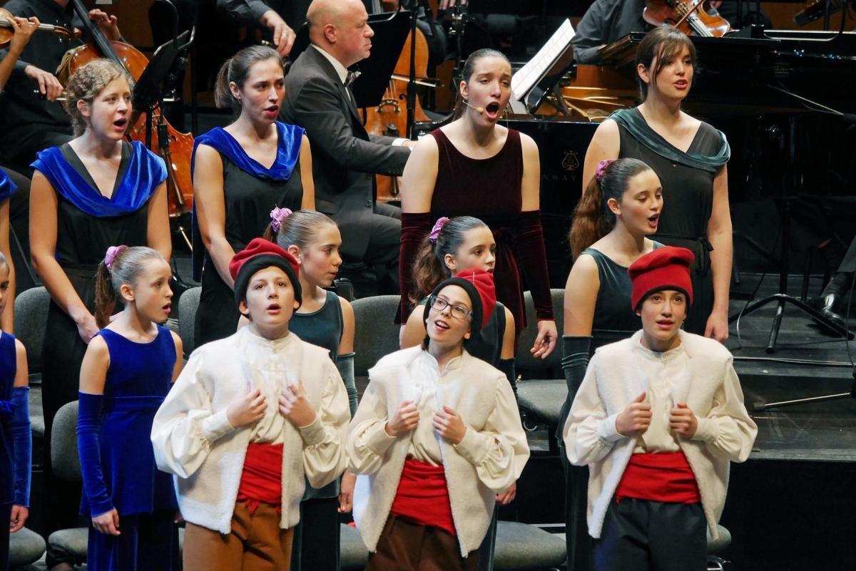 Concert de Nadal basat en «Els Pastorets» de Folch i Torres
