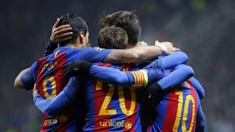El Barça guanya el Celtic (0-2) i s'assegura el pas a vuitens de la Champions