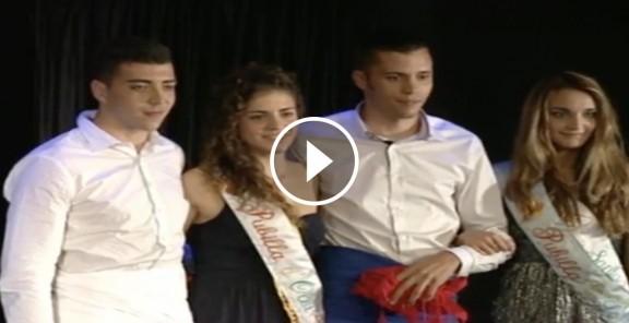 VÍDEO Joan Pons i Janina Romero, Hereu i Pubilla de la Garrotxa 2016