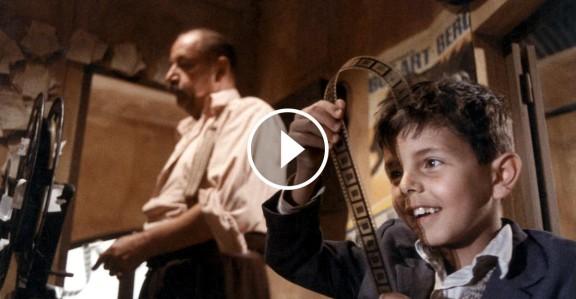 La música de Cinema Paradiso