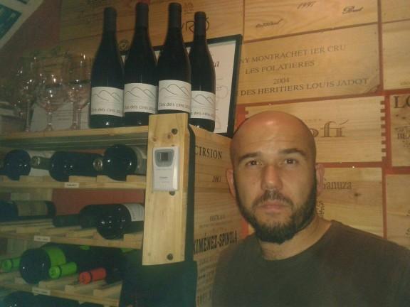 Lluís Romero ha publicat Els vins secrets de Catalunya