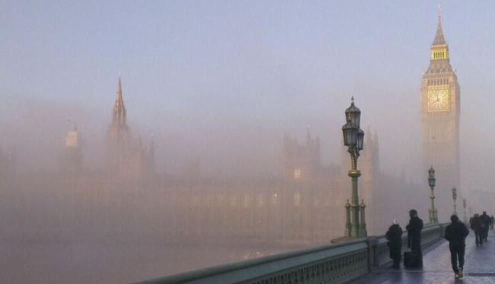 Boira a Londres