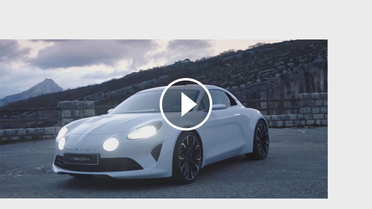 El nou Alpine de Renault