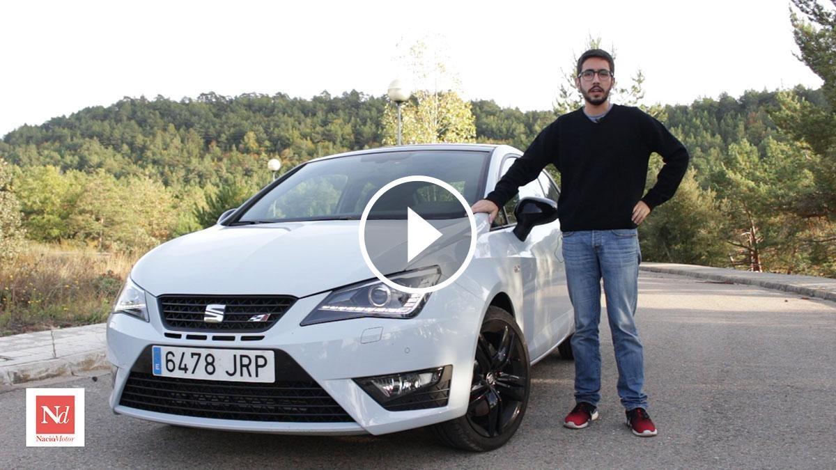 VÍDEO Prova SEAT Ibiza Cupra