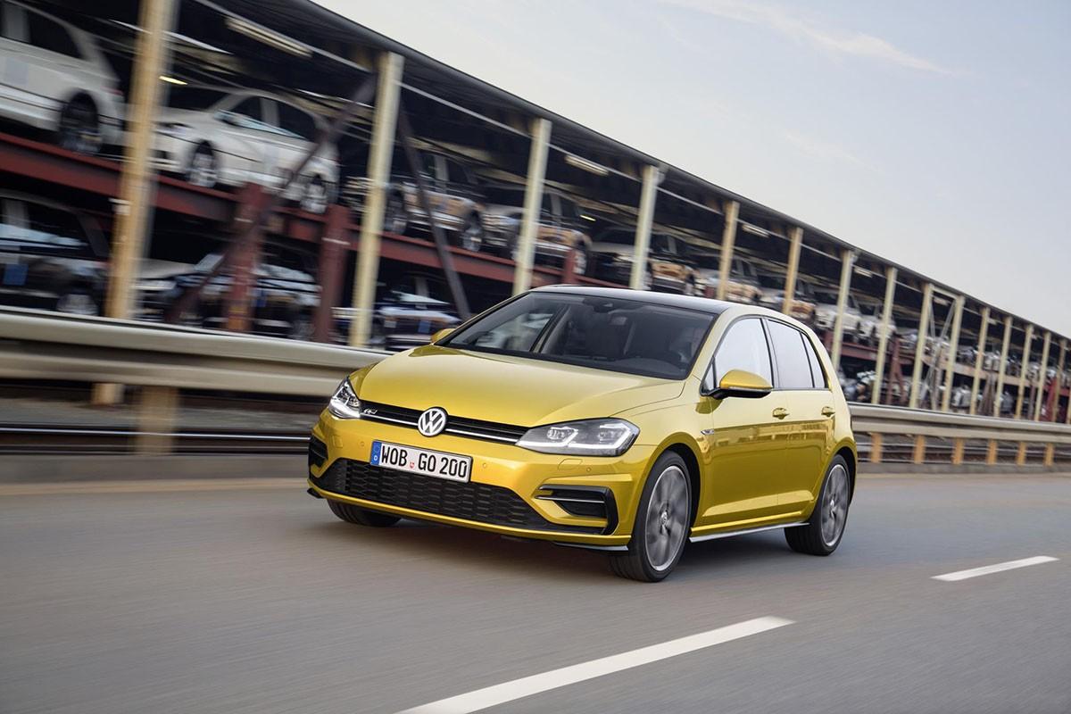 Nou Volkswagen Golf