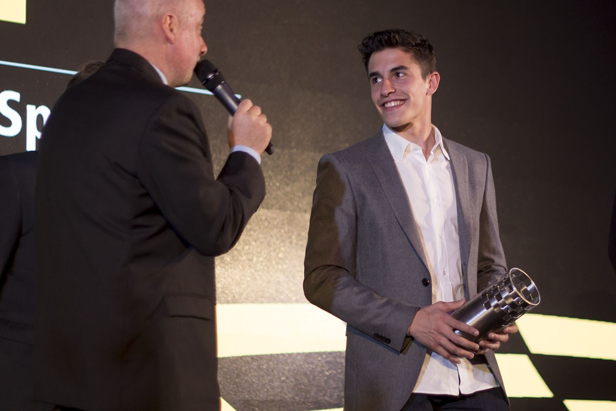 Gala de premis RACC MotorSport 2016