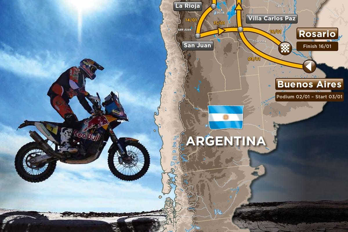9 Riders catalans a la graella de sortida del Dakar 2017