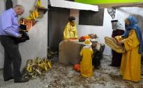 Vés a: El pessebre vivent de Corbera vol arribar als 25.000 visitants