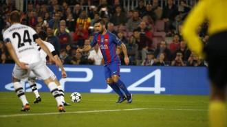 El Barça tanca la lligueta de Champions golejant el Mönchengladbach (4-0)