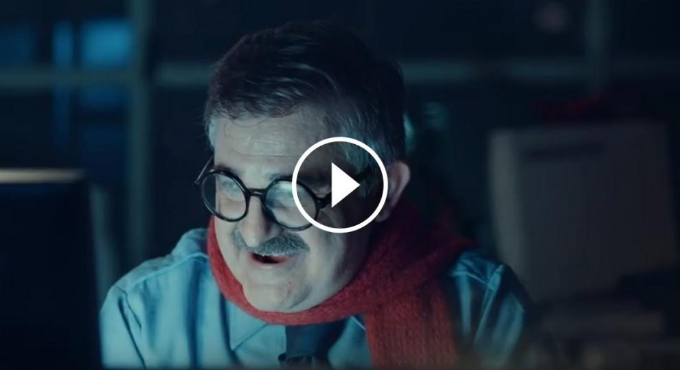 Una captura de l'anunci