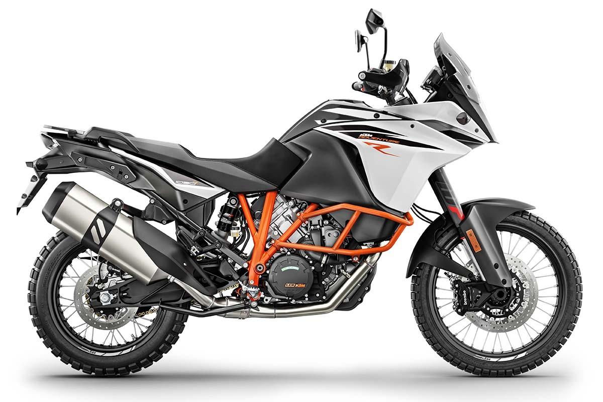 La KTM 1090 Adventure R és la moto ideal per emular als nostres pilots del Dakar