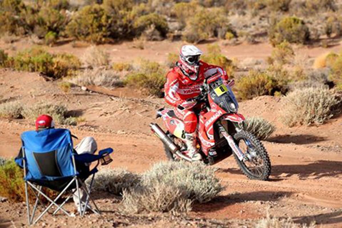 Gerard Farrès en plena cursa