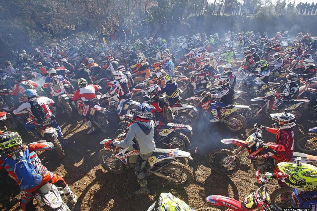 L'espectacular sortida de la Bassella Race