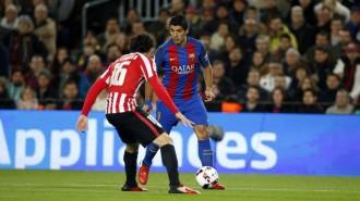 Un magistral gol de Messi classifica el Barça contra l'Athletic de Bilbao (3-1)
