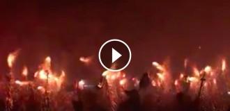 Sant Pere de Ribes gaudeix la Festa Major d'hivern
