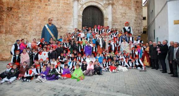 Alcanar celebra un Sant Antoni reconegut en el Catàleg del Patrimoni Festiu de Catalunya