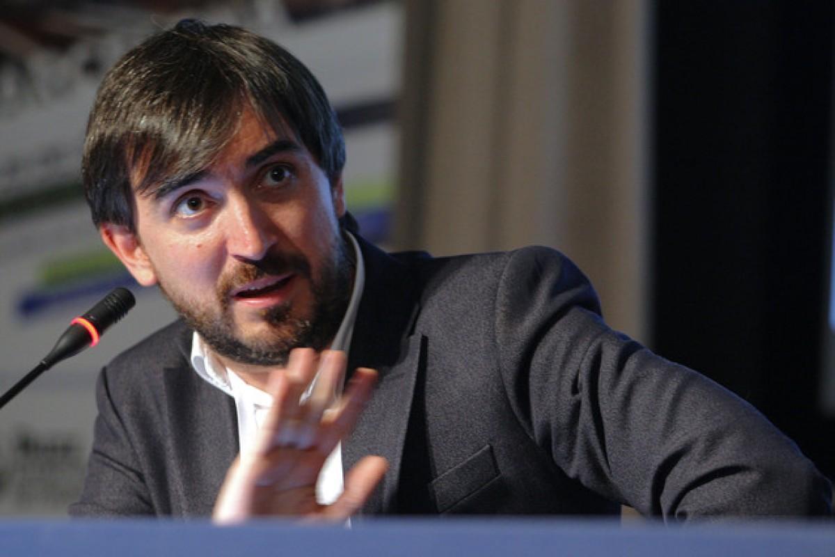 Ignacio Escolar, en una imatge d'arxiu
