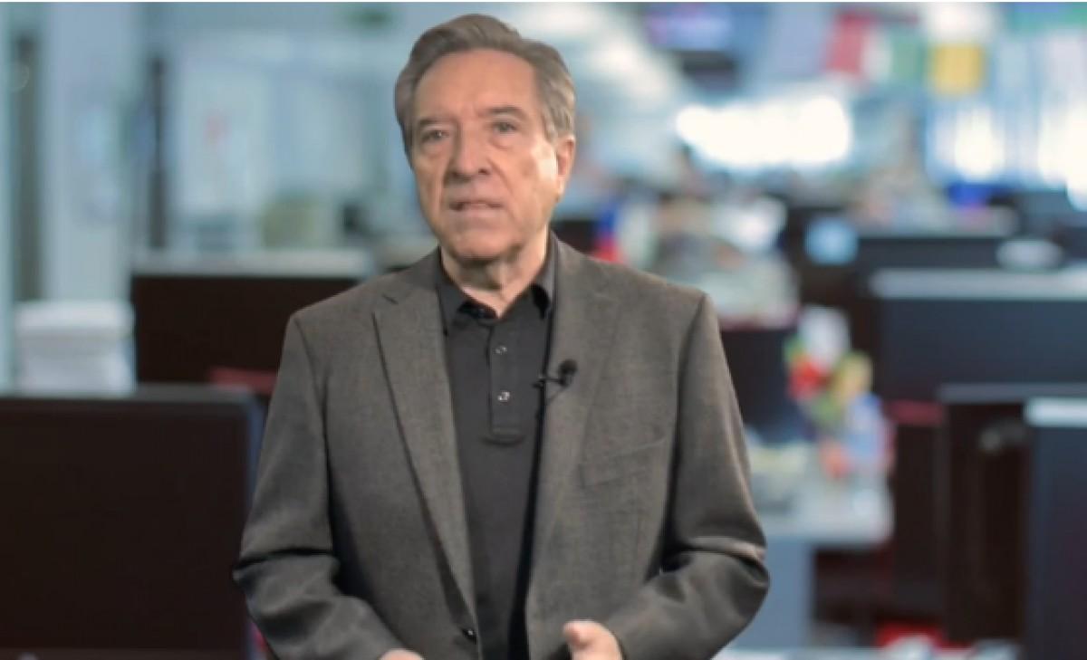 Iñaki Gabilondo, en una imatge d'arxiu
