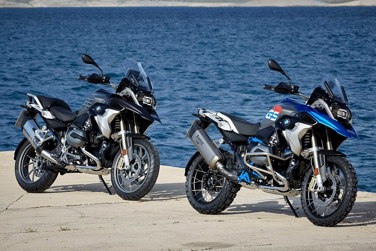La R1200GS 2017 arriba en dues versions, \'Ride\' i \'Experience\'