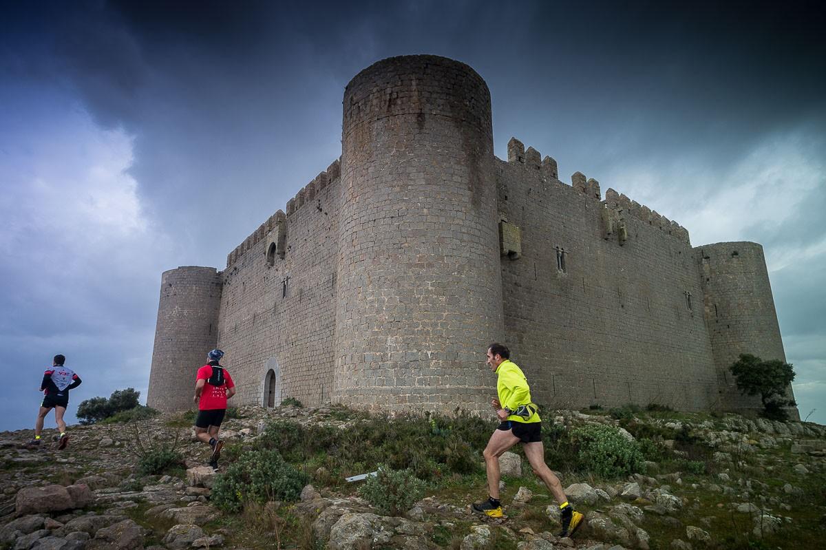 L'espectacular castell de Montgrí, pas obligatori de la Tecsolcat
