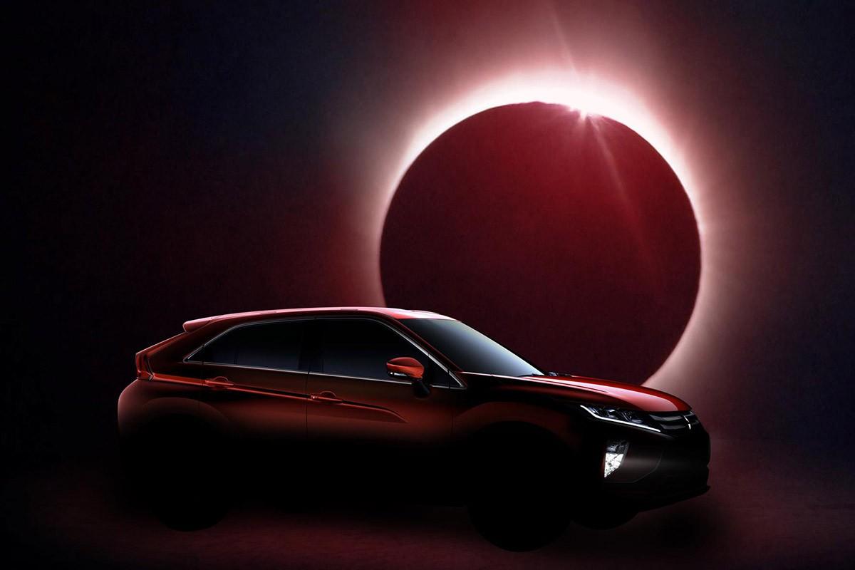 MItsubishi recupera el nom d'Eclipse per un cotxe absolutament nou