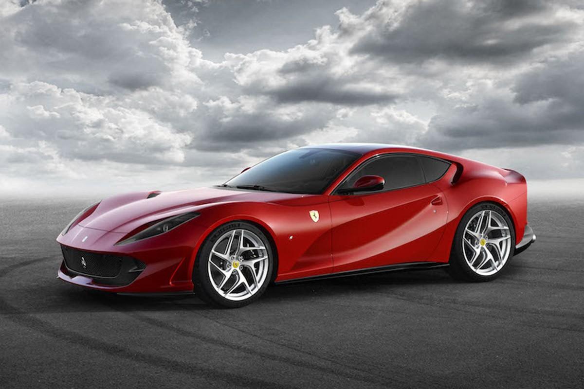 Ferrari 812 SuperFast, el Ferrari de carrer més potent i prestacional de la història.
