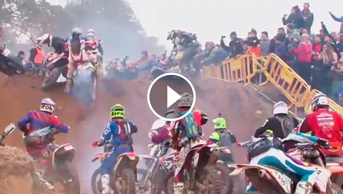 La Bassella Race, una prova enduro amb un recorregut extrem