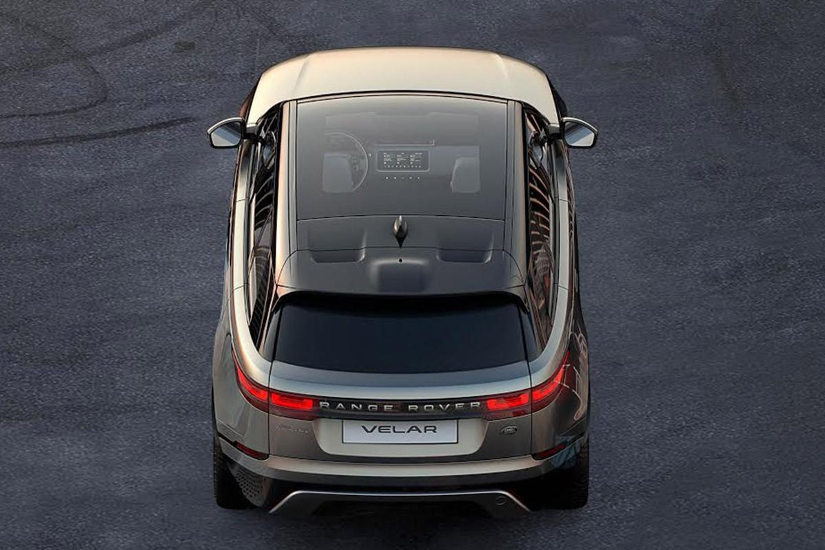 El Velar se situa entre l'Evoque i el Range Rover Sport