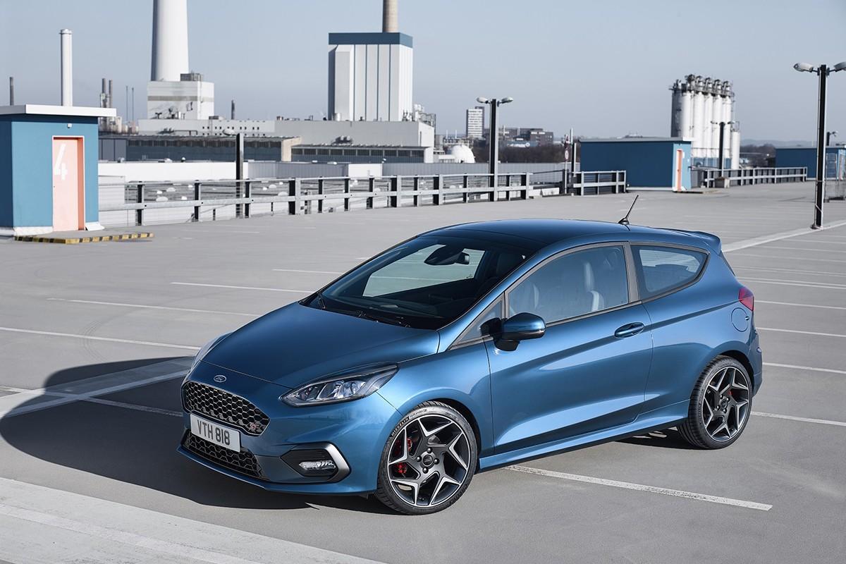 El nou Fiesta ST iguala la potencia de l'anterior amb un motor més eficient