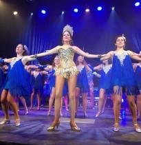 Eva Vila, reina del Carnaval de Sitges 2017