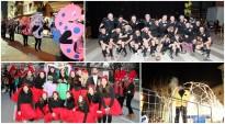 FOTOS Arribada multitudinària i espectacular del Carnestoltes de Solsona