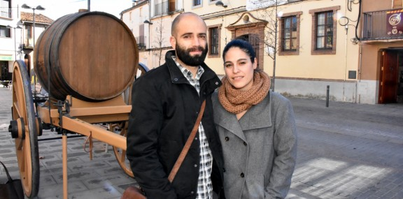 El primer casament real dels Traginers de Balsareny, protagonista de la festa